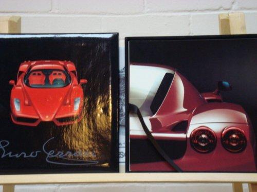 2002 Ferrari Enzo Press Kit / Media Pack SOLD (picture 2 of 4)