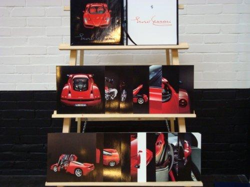 2002 Ferrari Enzo Press Kit / Media Pack SOLD (picture 3 of 4)