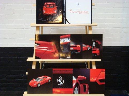 2002 Ferrari Enzo Press Kit / Media Pack SOLD (picture 4 of 4)