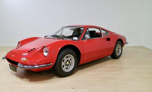 1971 FERRARI 246 GT DINO For Sale (picture 3 of 6)