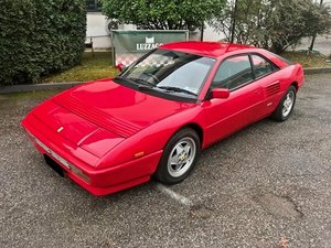 1990 FERRARI MONDIAL 3.4T RHD 1 OF 45 BUILT