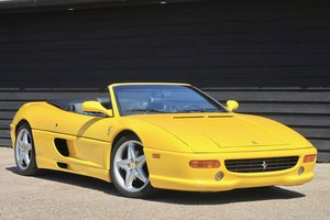 1996 Ferrari 355 Spider: 16 Feb 2019 For Sale by Auction