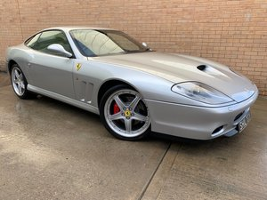 2003 Ferrari F1 575 Maranello UK RHD Only 25,374 Miles! Stunning  For Sale