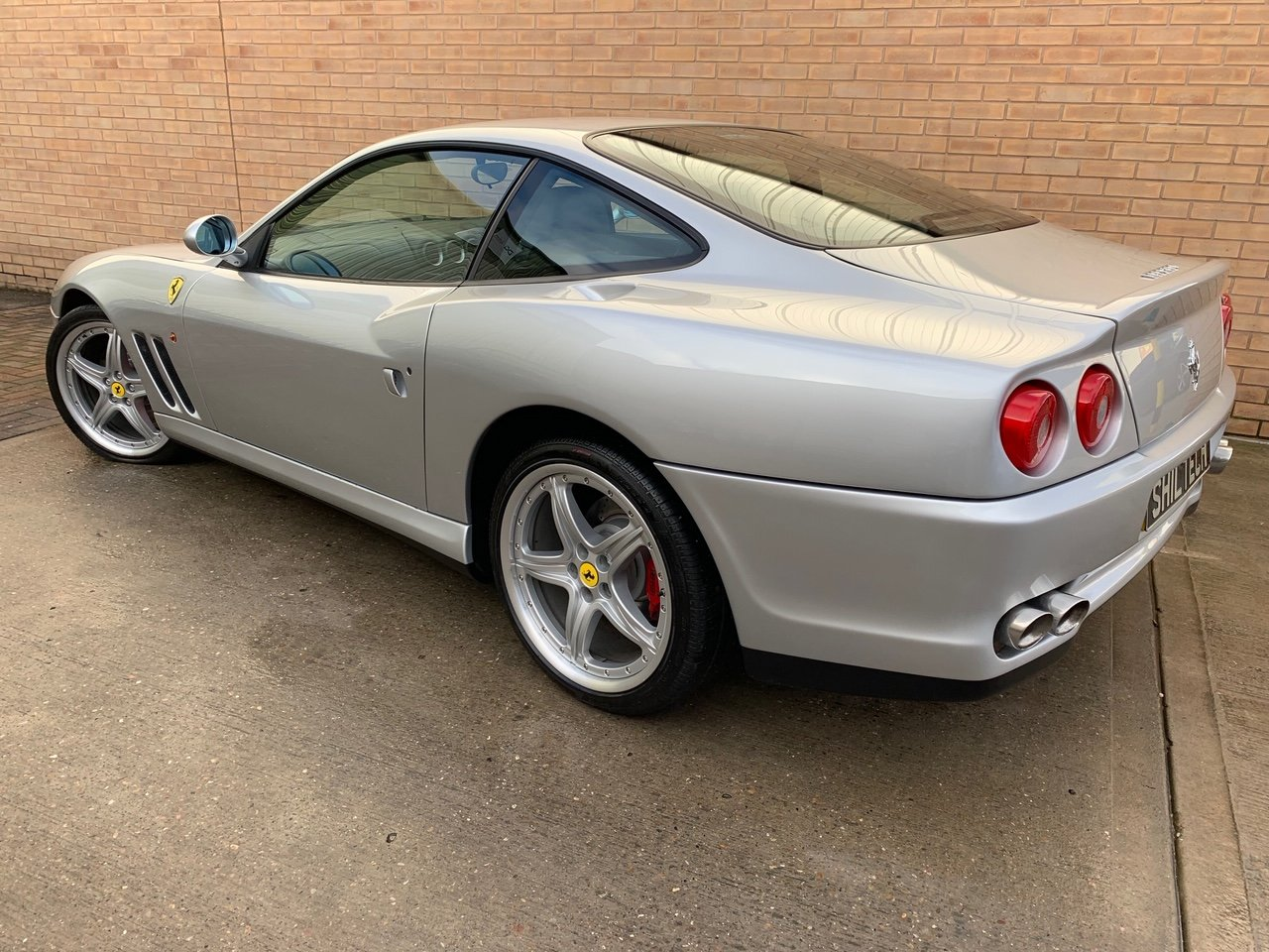 2003 Ferrari F1 575 Maranello UK RHD Only 25,374 Miles! Stunning  For Sale (picture 2 of 6)