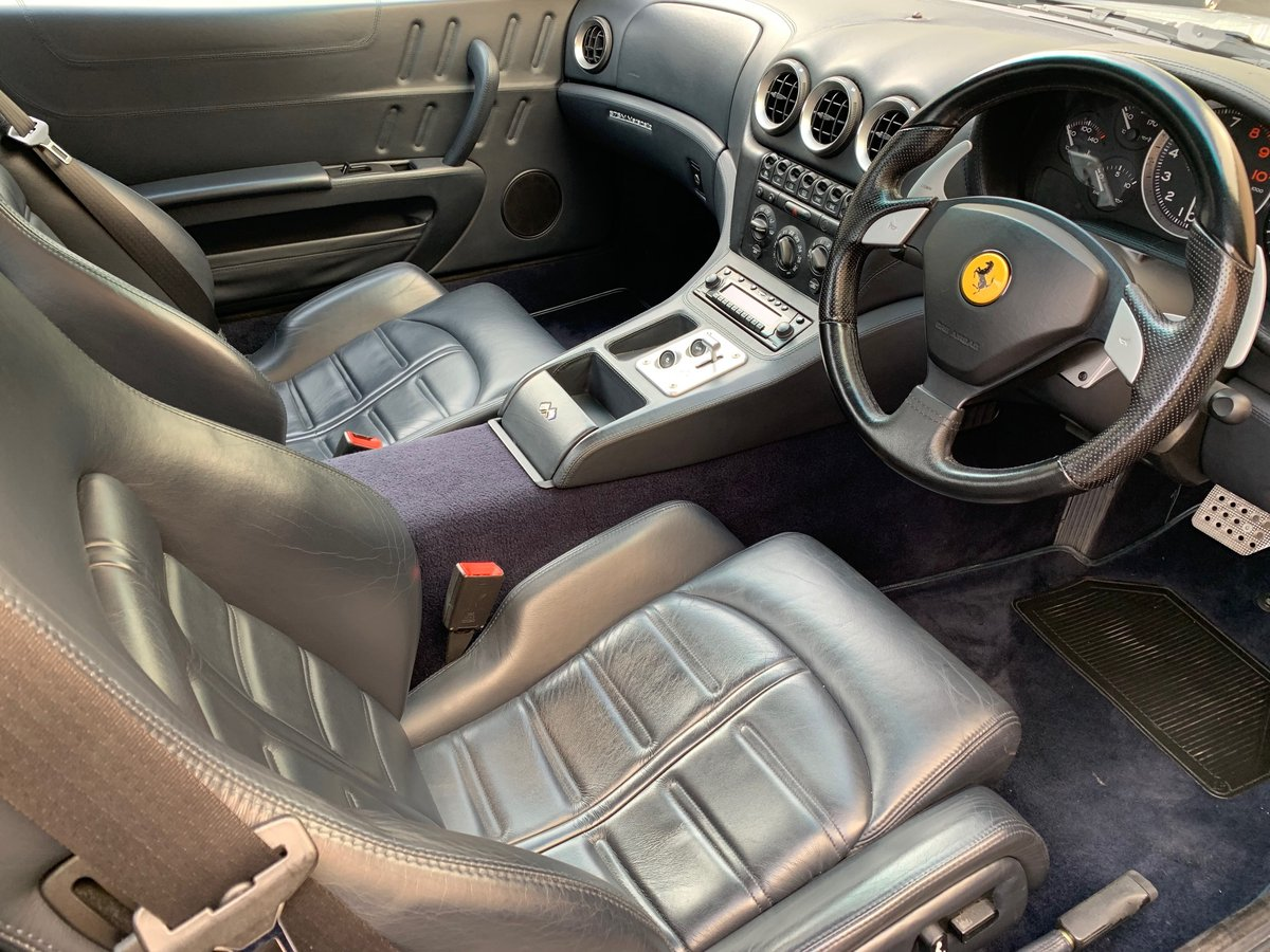 2003 Ferrari F1 575 Maranello UK RHD Only 25,374 Miles! Stunning  For Sale (picture 3 of 6)