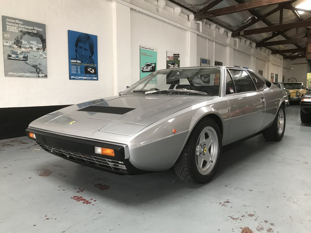 1978 Concourse Winning Ferrari 308 GT4 Dino in Australi For Sale (picture 2 of 6)