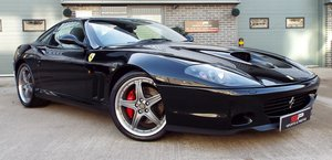 2003 Ferrari 575M 5.7 RHD F1 Maranello Fiorano Handling Package For Sale
