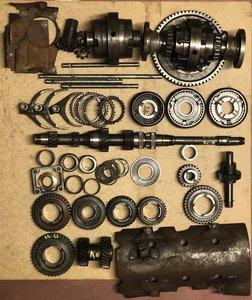 1973 FERRARI 208 &308 Dino gearbox