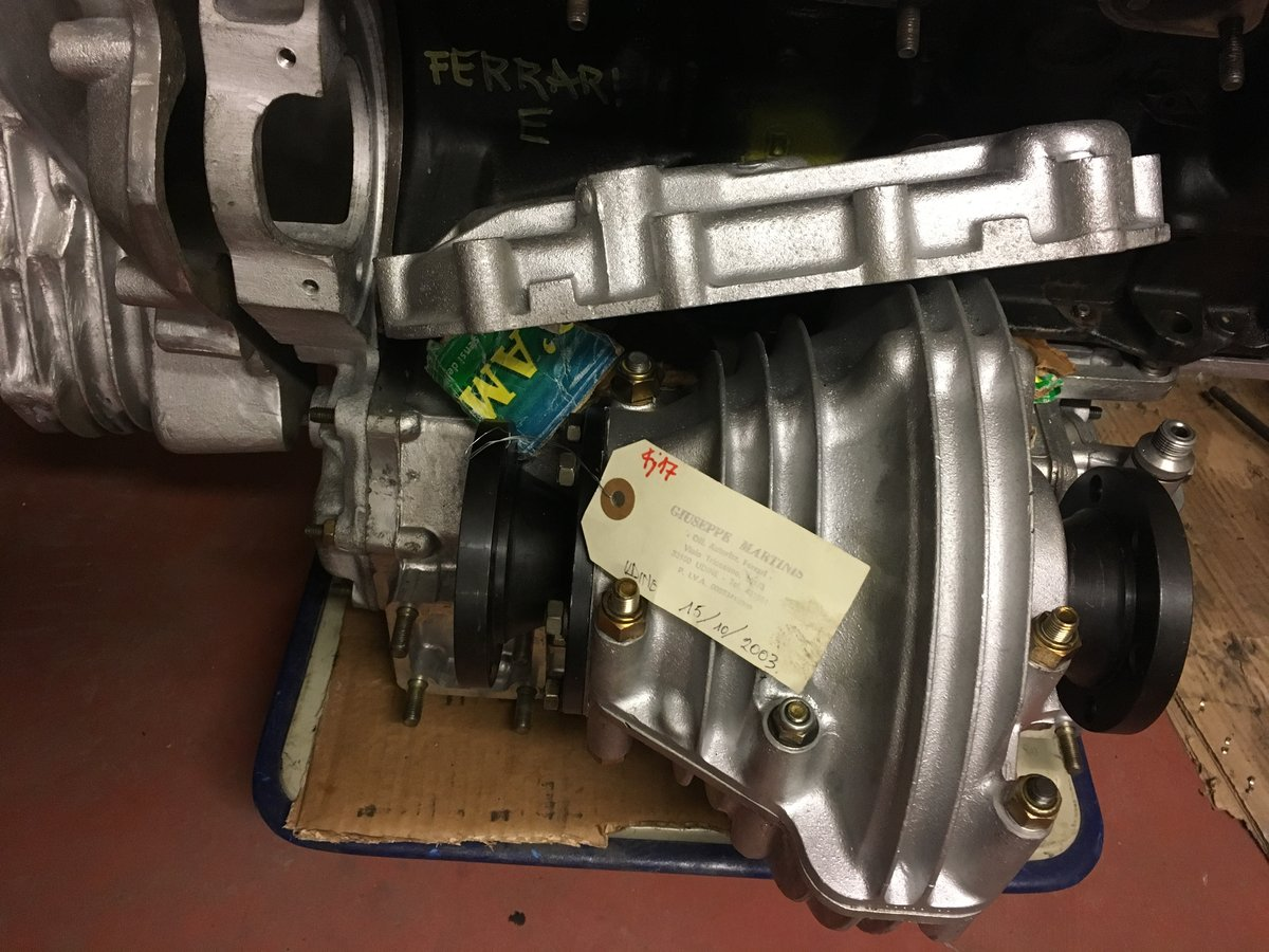 1973 Engine Transmission Ferrari Dino 246 E For Sale   Car ...