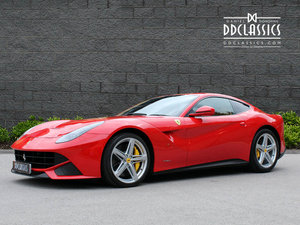 2014 Ferrari F12 Berlinetta For Sale In London  ( RHD  For Sale