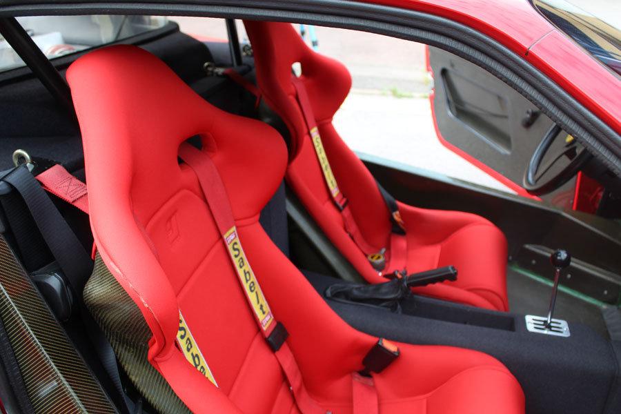 1990 Ferrari F40 Catalyst/Non-Adjust For Sale In London  For Sale (picture 4 of 6)