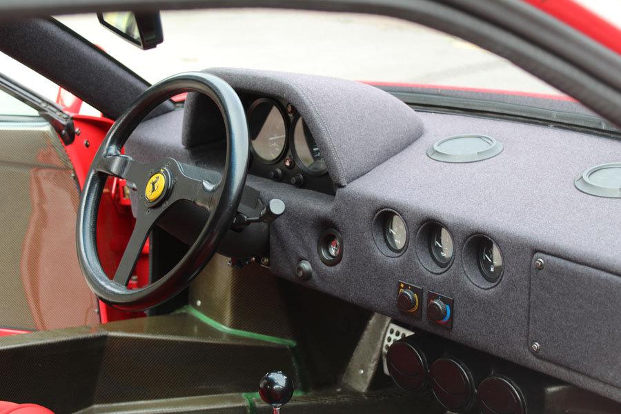 1990 Ferrari F40 Catalyst/Non-Adjust For Sale In London  For Sale (picture 6 of 6)