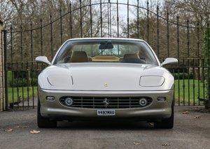 2000 Ferrari 456M GT SOLD by Auction