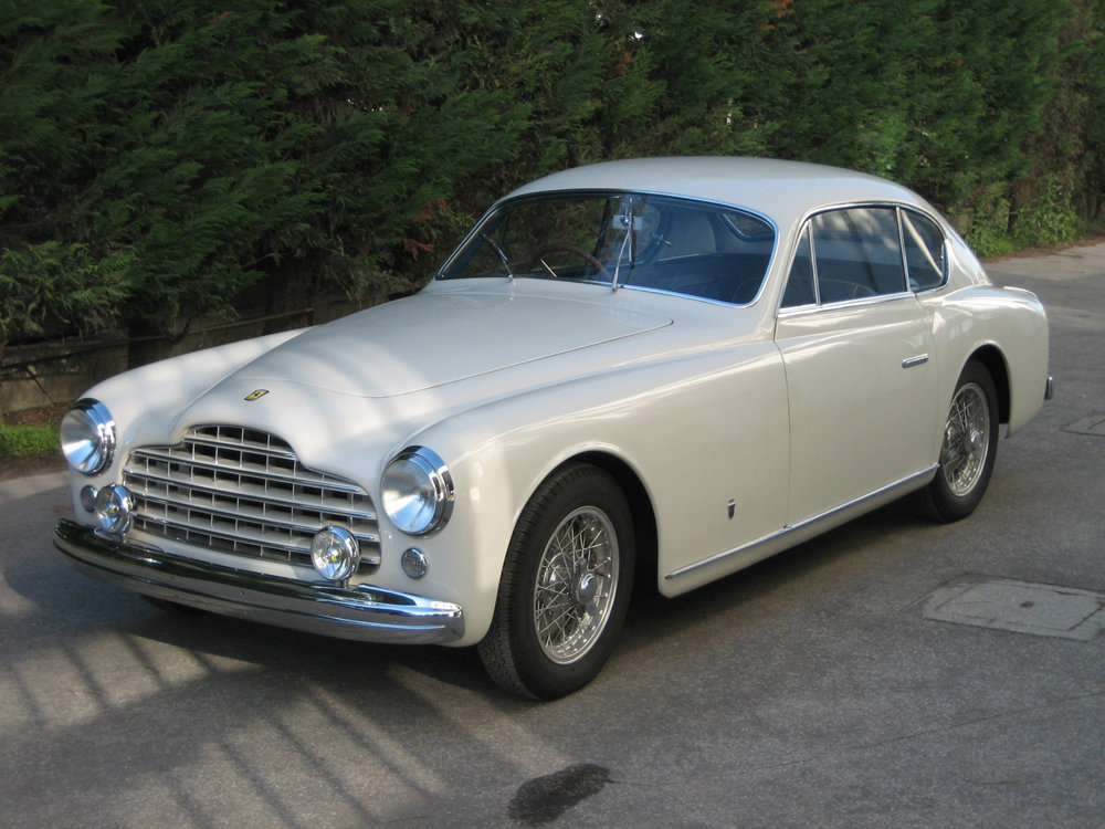 Ferrari 195 Inter by Ghia, 1950 For Sale (picture 1 of 6)