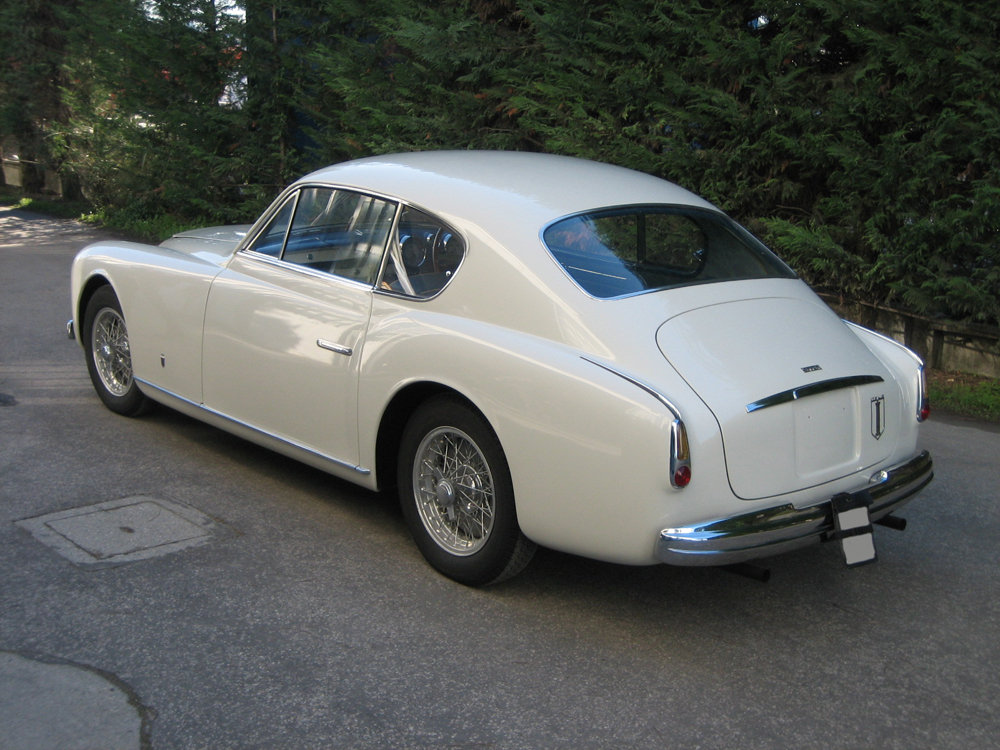 Ferrari 195 Inter by Ghia, 1950 For Sale (picture 3 of 6)