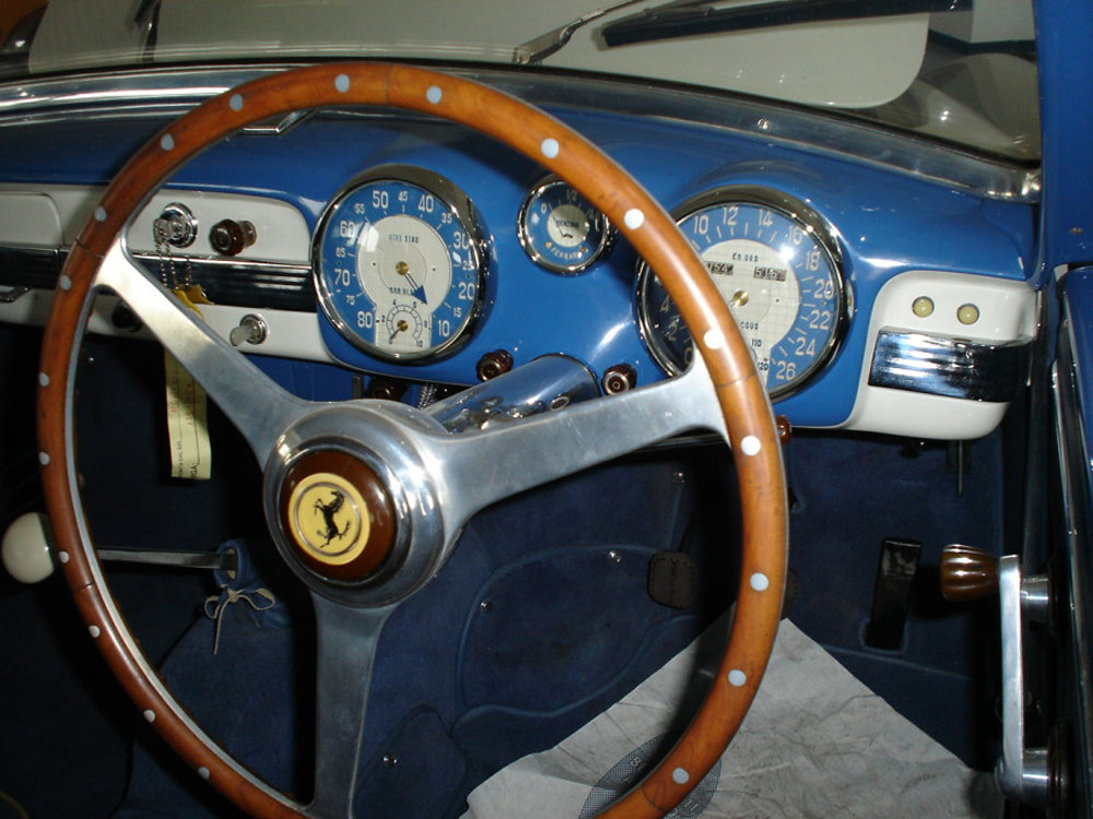 Ferrari 195 Inter by Ghia, 1950 For Sale (picture 5 of 6)