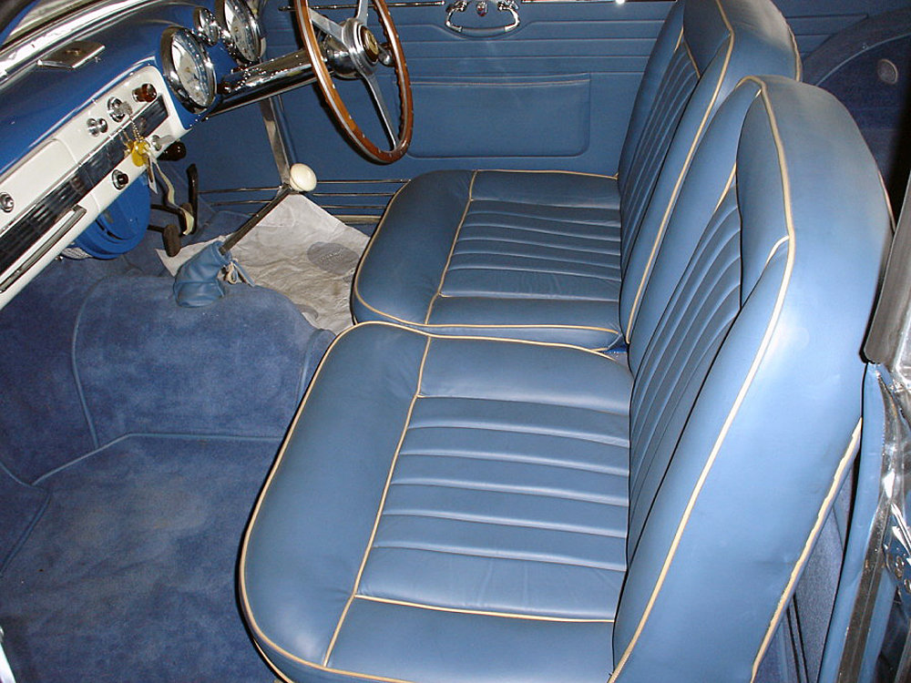 Ferrari 195 Inter by Ghia, 1950 For Sale (picture 6 of 6)