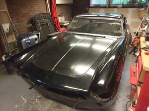 1962 Ferrari 250 GTE 2+2 project For Sale