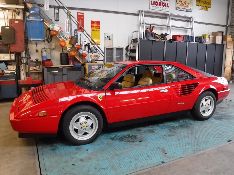 1988 Ferrari Mondial 3.2  '88 For Sale (picture 1 of 6)