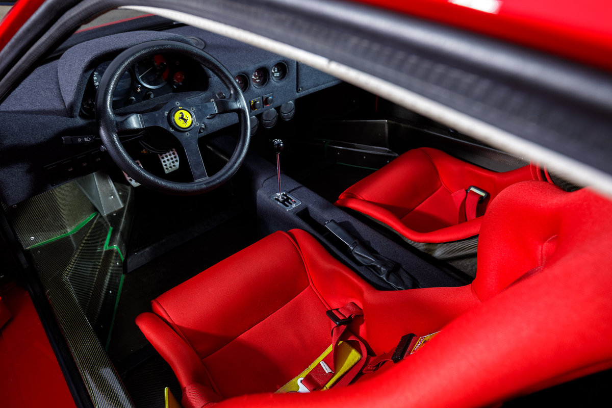 1990 Ferrari F40 SOLD (picture 5 of 6)