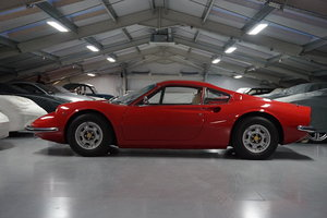 1973 Ferrari 246 Dino RHD, 40K miles, Full matching numbers For Sale