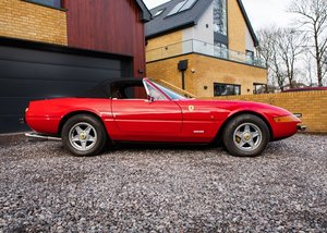 1973 Ferrari Daytona Evocation by Autokraft SOLD by Auction