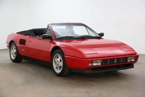 1989 Ferrari Mondial T Cabriolet For Sale