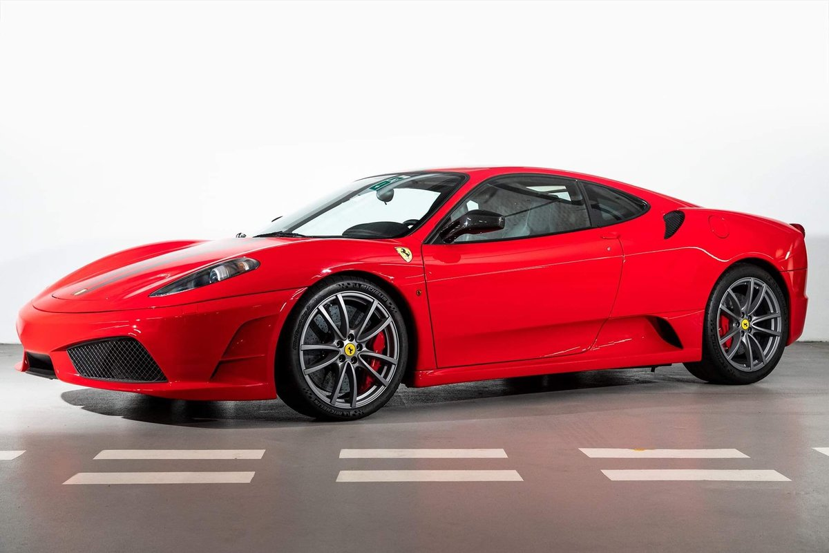 2005 Ferrari 430 Scuderia Michael Schumacher  For Sale (picture 1 of 24)