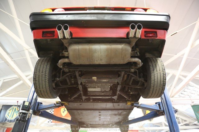 1985 Ferrari Mondial Cabriolet For Sale (picture 6 of 6)