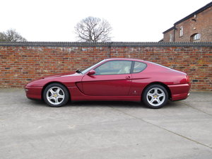 1995 Ferrari 456GT RHD Manual, 1 of 80 Chassis & Only 13,700 mls For Sale