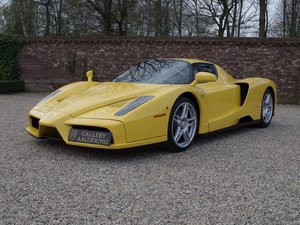 Ferrari Enzo Paris Motor Show car 2002, Ferrari Classiche For Sale