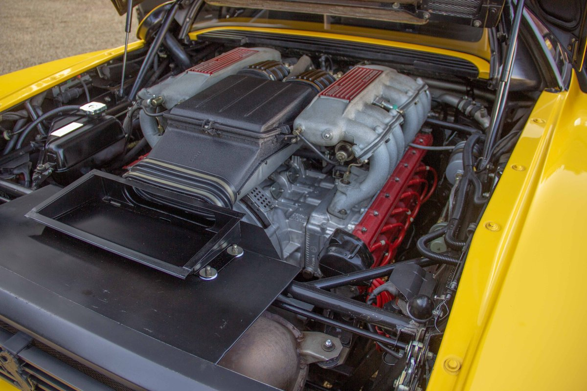 1989 Ferrari Testarossa - 1 owner, 10k miles, luggage For Sale (picture 6 of 6)