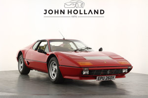 1982 Ferrari 512 BBi,Full re-commissioned by Nick Cartwright For Sale