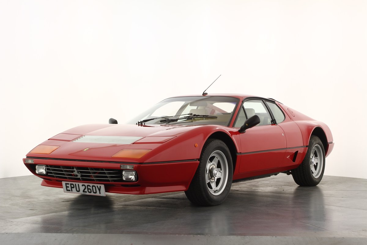 1982 Ferrari 512 BBi,Full re-commissioned by Nick Cartwright For Sale (picture 2 of 6)