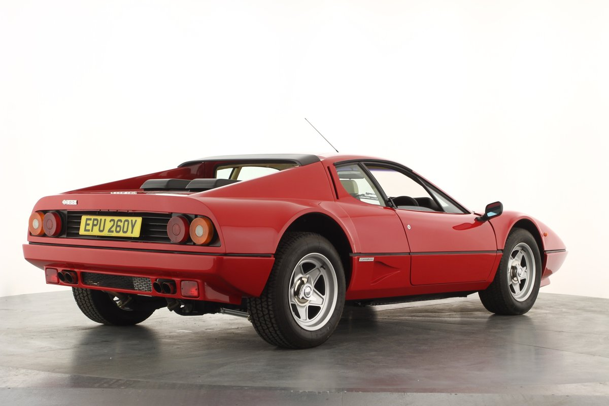 1982 Ferrari 512 BBi,Full re-commissioned by Nick Cartwright For Sale (picture 4 of 6)