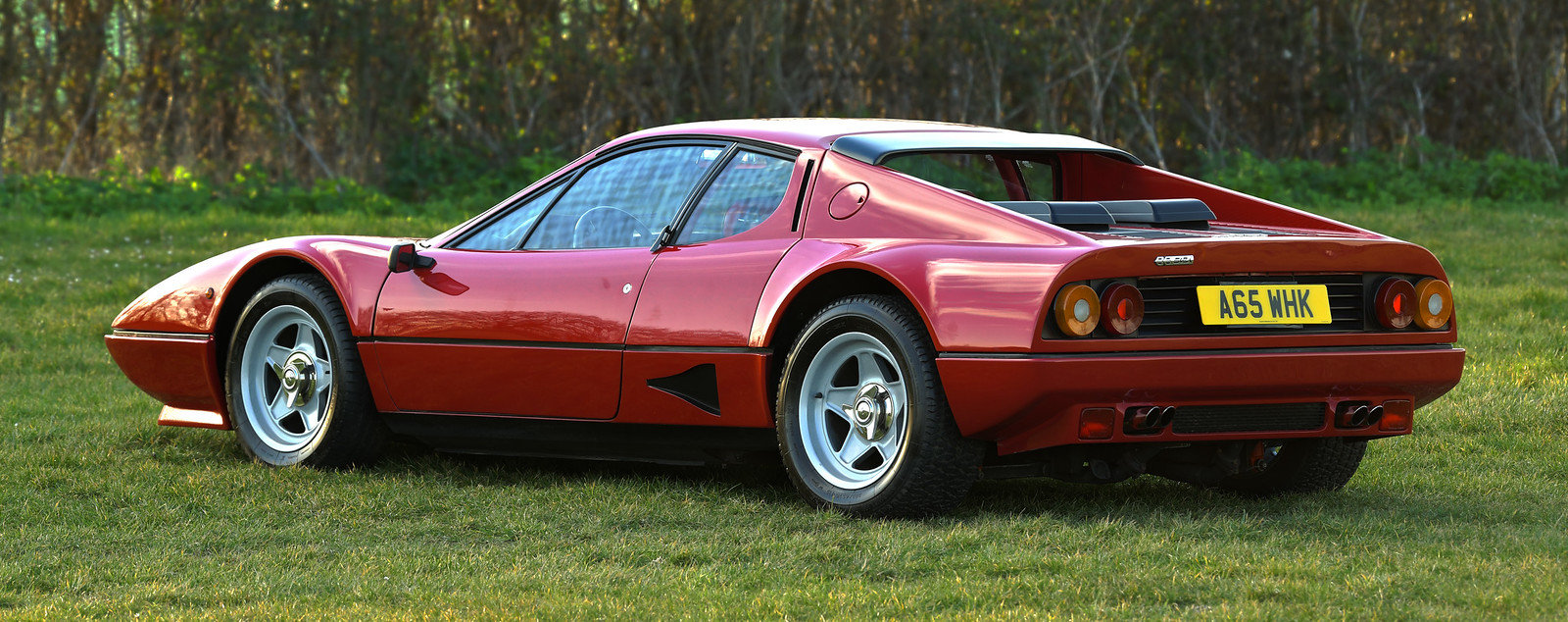 1984 Ferrari 512 BBi Coupé Coachwork by Pininfarina For Sale (picture 3 of 6)