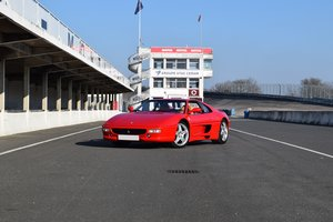 1998 - Ferrari F355 F1 For Sale by Auction