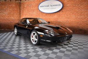 2004 Ferrari 575M Maranello SOLD