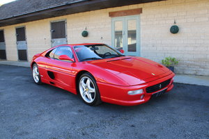 1997 FERRARI 355 GTB F1 - £59,950 For Sale