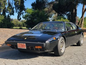 1979 Ferrari 308 GT4 Dino = Black(~)Tan 53k miles $57.5k For Sale