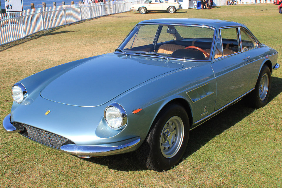 1967 Ferrari GTC = clean driver Jade(~)Tan work done $obo For Sale (picture 1 of 6)