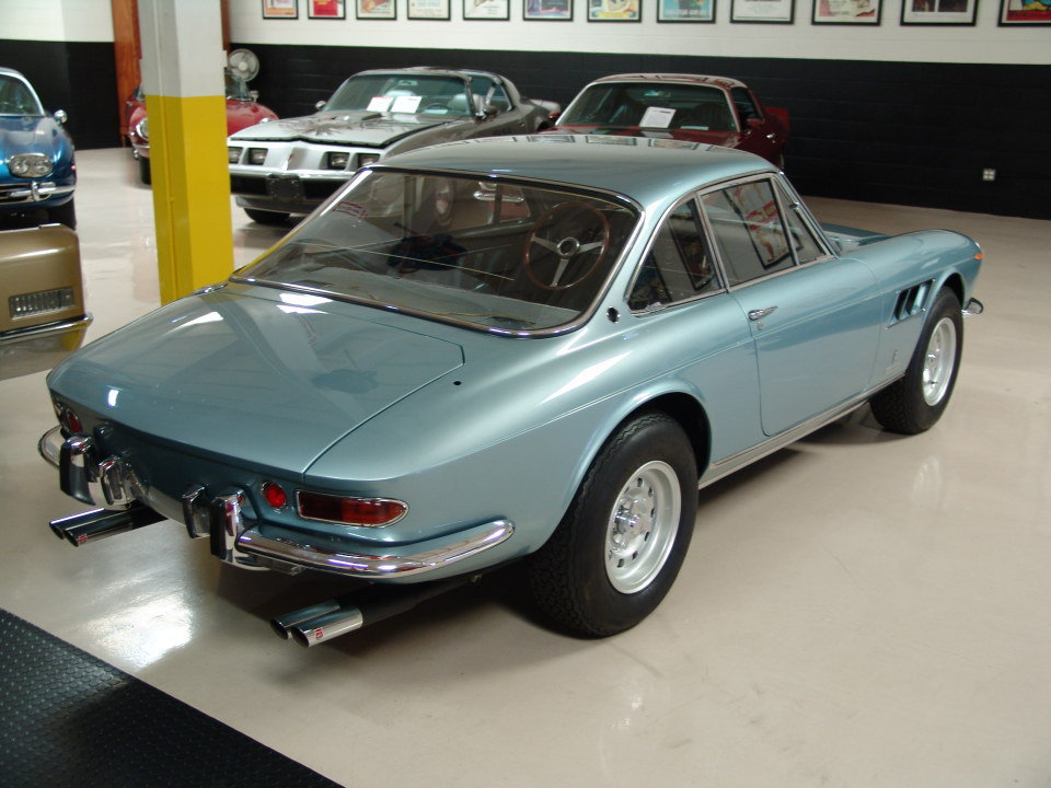 1967 Ferrari GTC = clean driver Jade(~)Tan work done $obo For Sale (picture 3 of 6)