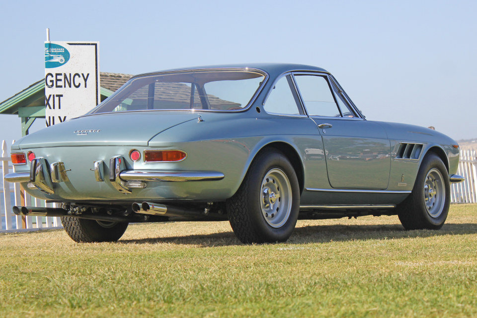 1967 Ferrari GTC = clean driver Jade(~)Tan work done $obo For Sale (picture 5 of 6)