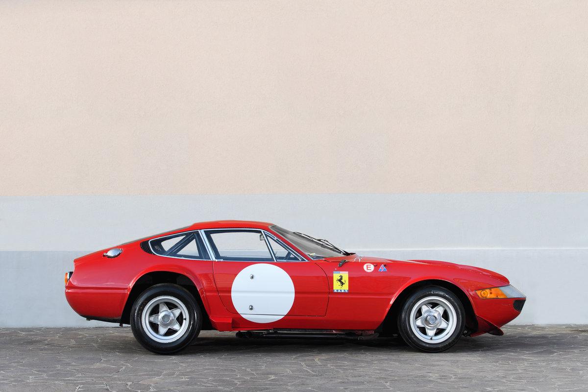 1972 Ferrari 365 GTB/4 Daytona Competizione For Sale (picture 2 of 6)