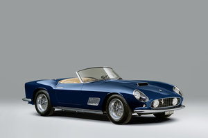1958 Ferrari 250GT LWB California Spyder For Sale