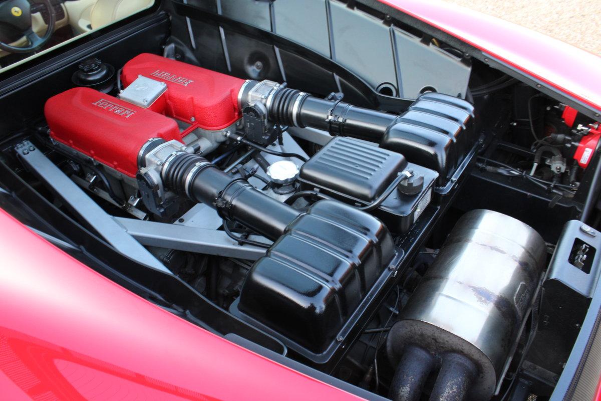 2000 FERRARI 360 MODENA MANUAL  For Sale (picture 6 of 6)