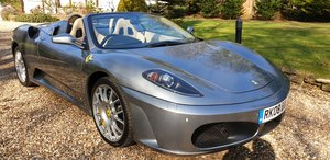 2008 430 F1 spider Low Miles and Big Spec! For Sale