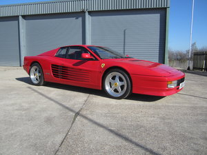 1991 Ferrari Testarossa For Sale