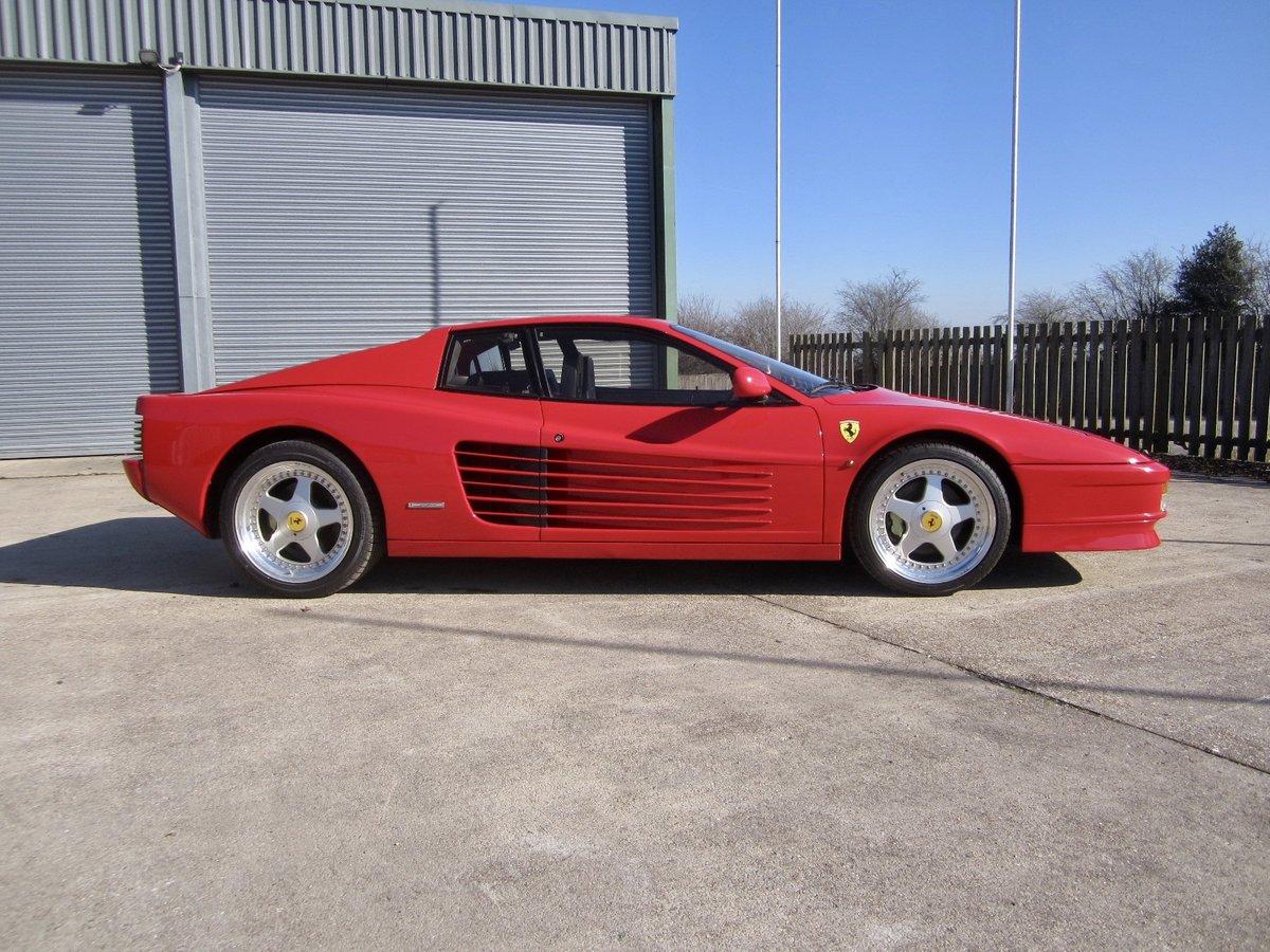 1991 Ferrari Testarossa For Sale (picture 2 of 6)