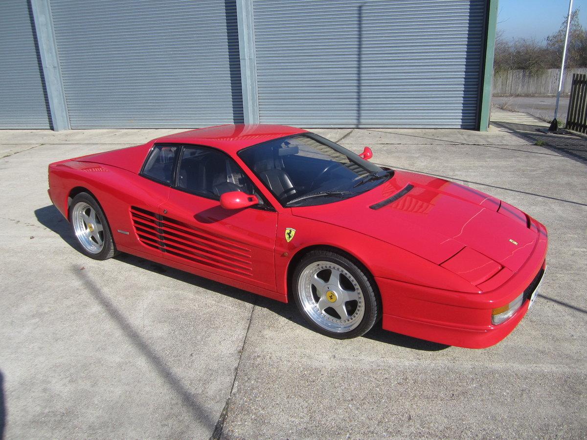 1991 Ferrari Testarossa For Sale (picture 3 of 6)